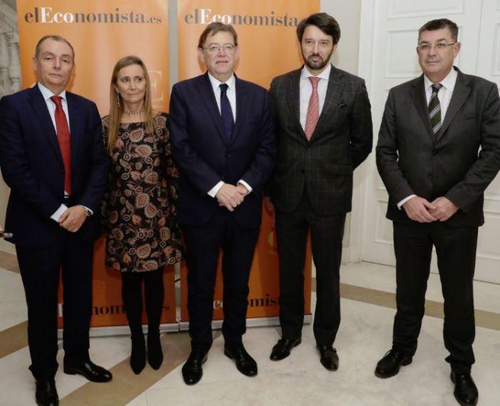 Ximo Puig asiste al IV Foro Industrial Comunitat Valenciana 'Innovación y sostenibilidad en la industria de la Comunitat Valenciana'