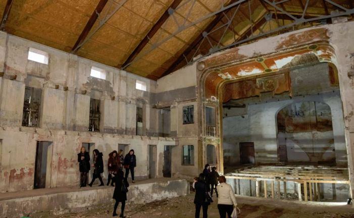 El Teatre El Siglo ja és propietat municipal