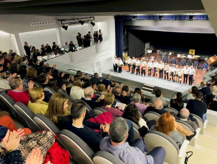 Alberic estrena el nou Teatre Liceu després d'una reforma de més de 300.000 euros