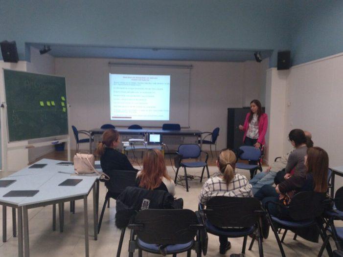 L'Espai de Desenvolupament Local ofereix cursos de manipulació d'aliments i conducció de carretilles