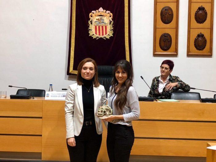 L'Ajuntament d'Algemesí premia el treball d'investigació sobre l'origen de la Basílica de Sant Jaume i de la ciutat presentat per Joaqui García Sentamans