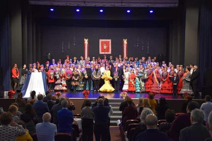 Més de mil persones en el Festival de Nadales de FECA CV celebrat a Almussafes