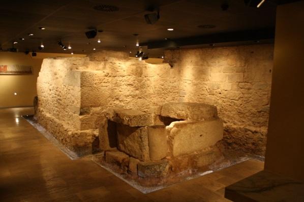 L'Ajuntament de València renova el sistema audiovisual i d'il·luminació de la Cripta de Sant Vicent