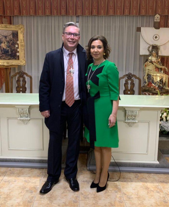 Nomenament dels Clavaris Majors d'Alzira per a la Setmana Santa de 2020