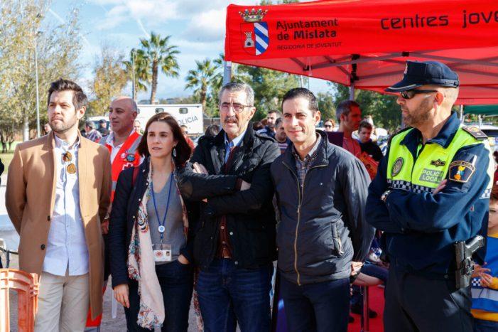 Mislata augmenta més d'un 30% dels agents de la Policia Local