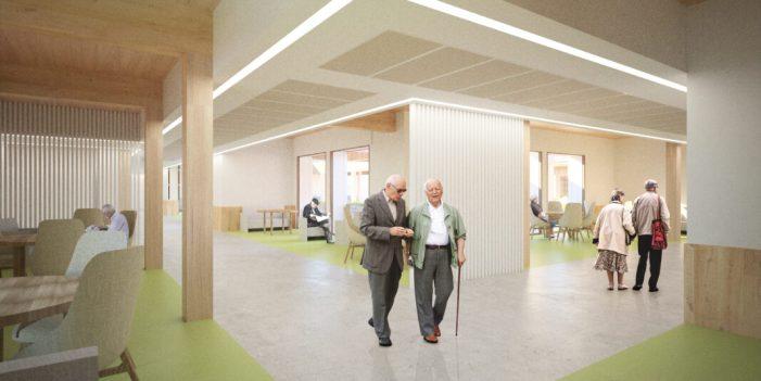 El futur centre de dia per a majors es farà amb bioconstrucció pionera a la Comunitat Valenciana