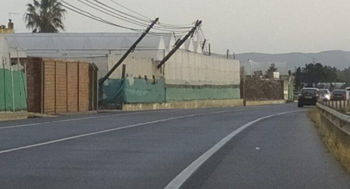 L'Ajuntament de Sueca prioritza reparar els serveis bàsics seriosament danyats pel temporal