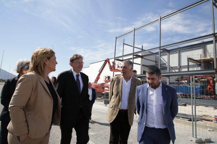 Ximo Puig avança que el pròxim Ple del Consell aprovarà 20 milions en ajudes directes als agricultors afectats per la DANA de septiembre