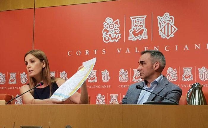 """El PPCV presenta un """"pla de xoc"""" per a salvar l'agricultura valenciana"""