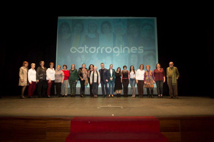 El TAC Catarroja ple per a visibilitzar el paper de les dones en la societat en la Gala Catarrogines 2020