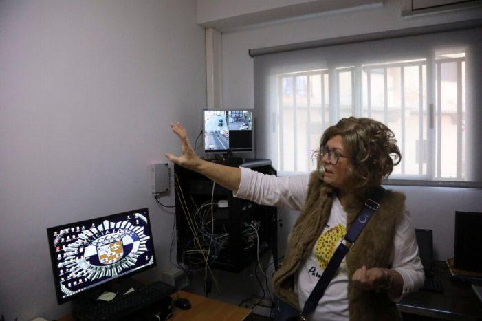 Ulls electrònics per a augmentar la seguretat de Massalavés