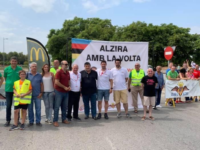 Alzira viurà el pas de la Volta Ciclista a la Comunitat Valenciana