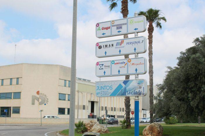 Almussafes sol·licita noves ajudes a l'IVACE per a modernitzar els seus polígons industrials