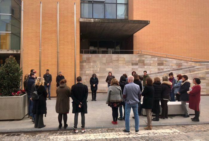 Alboraia condemna l'últim assassinat masclista d'una dona en Moraira