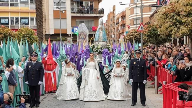 La Junta Central de Germanors de Setmana Santa de Torrent suspén la Setmana Santa de Torrent i aprova que la Reina de la Trobada de 2020 siga la de 2021