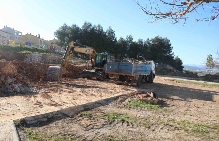 Gavarda inverteix més de 200.000 euros en la reforma integral del Parc Oest