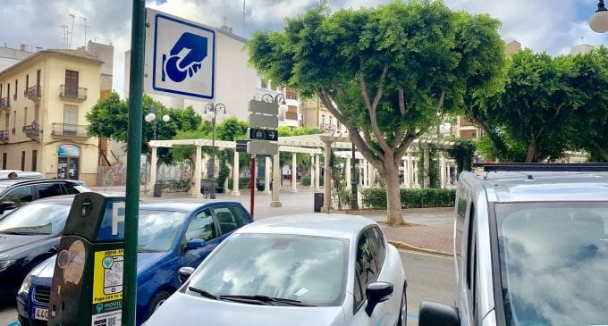 El servei d'ORA serà gratuït en Falles a Alzira