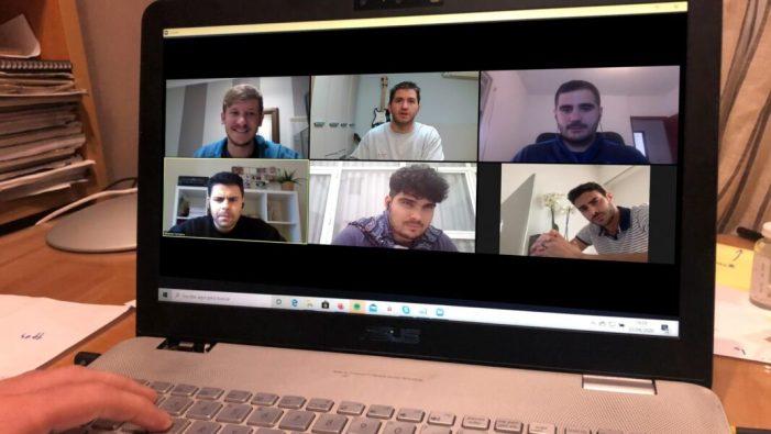 Joves d'Alzira llancen JoAjudeAlzira.org, una iniciativa per connectar veïns i reactivar el comerç local