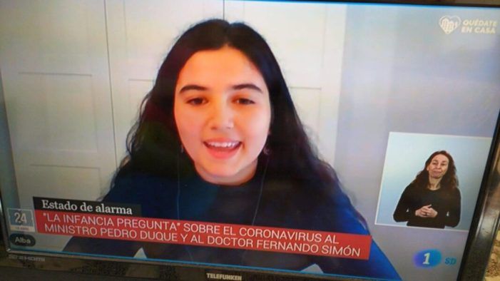 Una consellera del CMI de Quart de Poblet trasllada les seues preguntes sobre el Coronavius al Govern d'Espanya