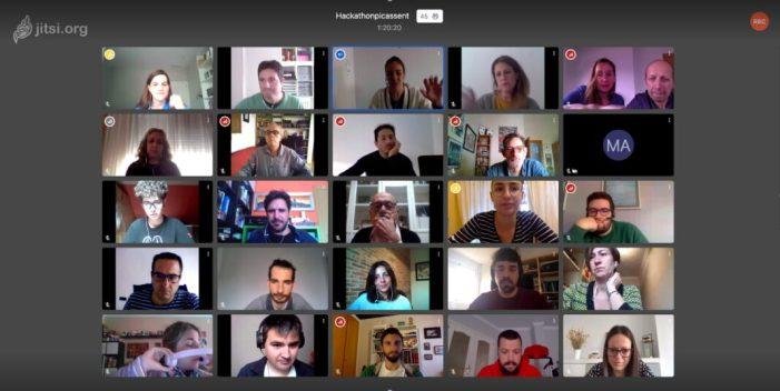 L'Ajuntament de Picassent celebra el Primer Hackathon per abordar el COVID-19