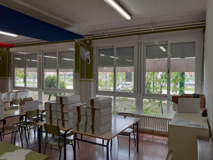 Catarroja col·labora amb els centres educatius per a que l'alumnat puga seguir les seues clases online
