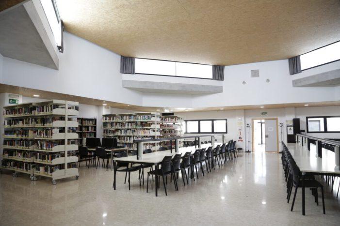 La biblioteca municipal reobri les seues portes