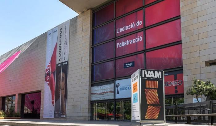 L'IVAM acomiada l'exposició 'Temps Convulsos'