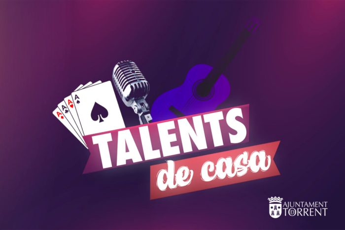 Torrent presenta 'Talents de Casa', un concurs online per a visibilitzar el talent local