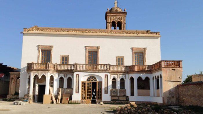L'Ajuntament de Meliana recepciona les obres del palauet de Nolla