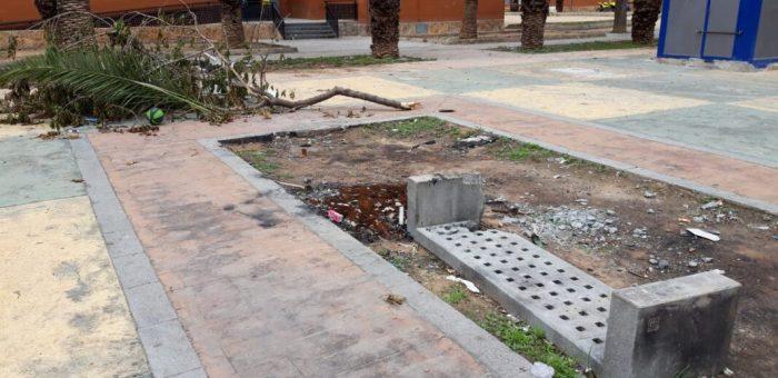 Podemos Paterna exigeix contundència contra el vandalisme al barri de la Coma de Paterna