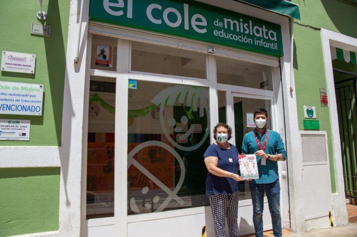 Mislata destinarà 300.000 euros en ajudes a les famílies per a Escoles Infantils i menjador escolar