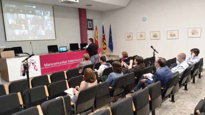 Els municipis de l'Horta Sud s'uneixen entorn de la Mancomunitat per a afrontar junts la reconstrucció social i econòmica de la comarca