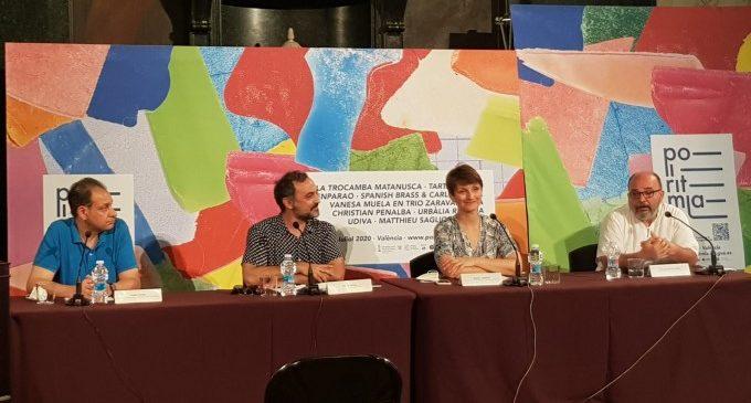 L'Institut Valencià de Cultura presenta el festival Polirítmia