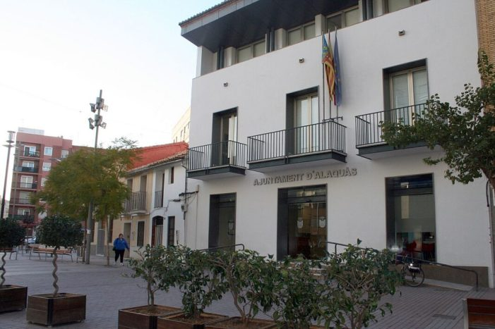 L'Ajuntament d'Alaquàs desenvolupa una aplicació pròpia per al control d'aforament en les instal·lacions municipals