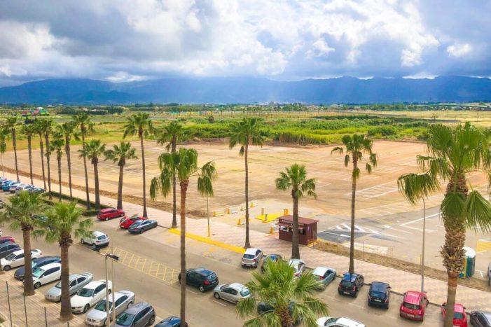 Cullera incrementa fins a 2000 les places d'aparcament addicional per a l'estiu