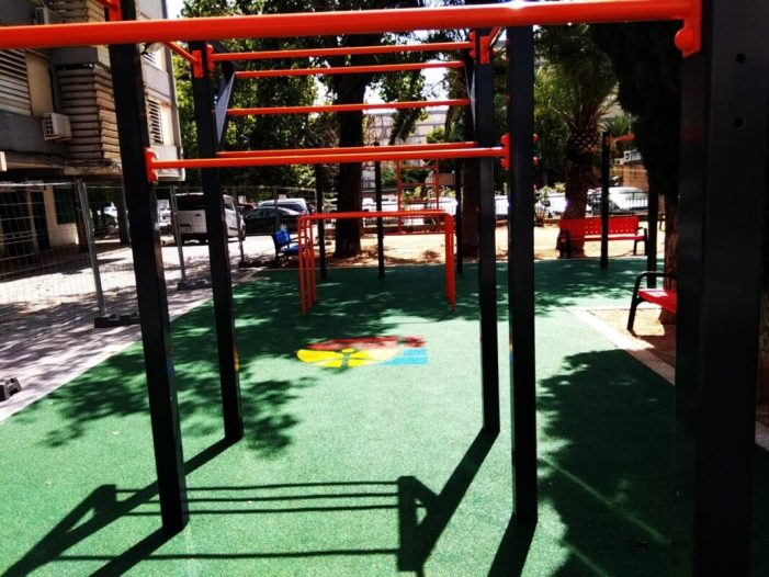 València comptarà amb una nova instal·lació esportiva elemental (IDE) al carrer del Cinema del barri de Tres Forques