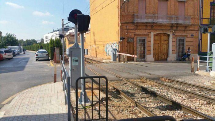 Metrovalència invertirà un milió d'euros en millores a Foios