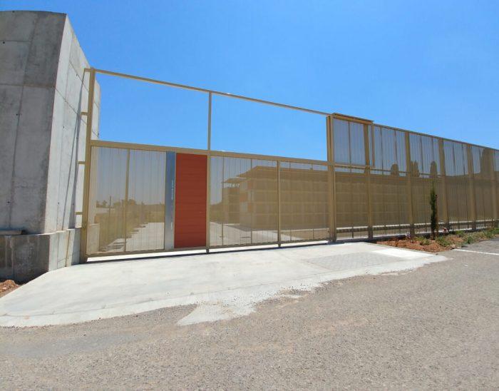 El PP d'Algemesí urgix al Govern local a construir la porta interior d'accés a l'ampliació del cementeri
