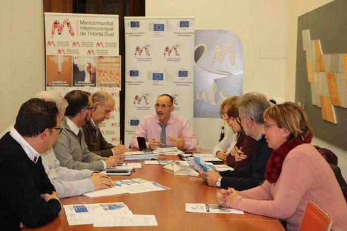 """La Mancomunitat de l'Horta Sud crea l'oficina """"Europe Connection"""" per a facilitar l'arribada de fons europeus als municipis de la comarca"""