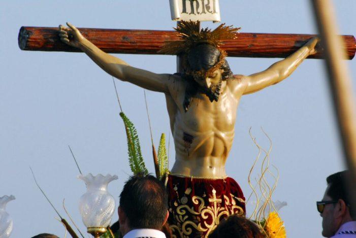 El Palmar celebra demà la festivitat del Crist de la Salut amb una missa i processó sense fidels