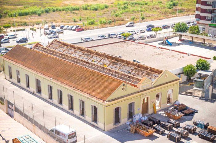 La Generalitat invertix 1.2 milions d'euros en la reforma integral de l'edifici històric de l'Escolaica