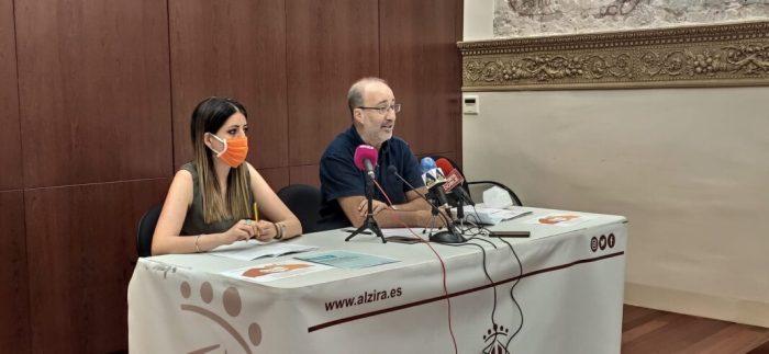 Més de 600 menors reben l'ajuda per a alimentació de l'Ajuntament d'Alzira en juliol i agost