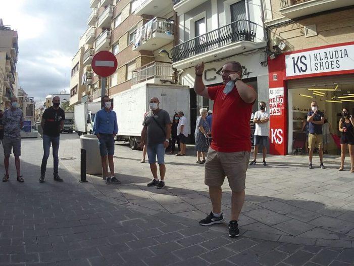 L'Ajuntament d'Algemesí autoritza el mercat de venda ambulant del dissabte davant el descens de casos de Covid-19