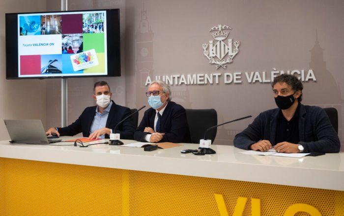 L'Ajuntament llança la Targeta Virtual València On, per a estimular el turisme i el consum local