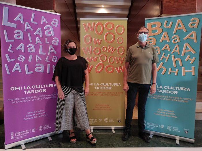 'Oh! La cultura' continua a la tardor amb 95 propostes en sales privades i espectacles de carrer