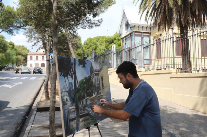 Godella es prepara per al XVII Concurs de Pintura Ràpida