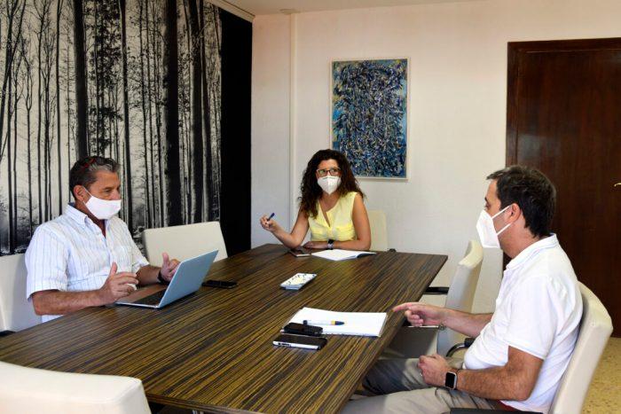 Reunió de coordinació amb el centre de salut i carta a la conselleria de Sanitat per a que es millore l'atenció a la ciutadania en Paiporta