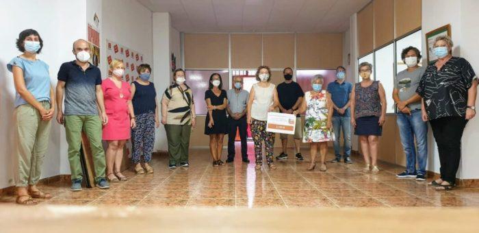 Compromís dona 2.100 € a entitats de Meliana
