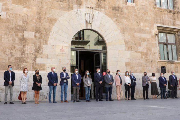 El Consell manifesta la unió de la societat valenciana 'contra el terror masclista'