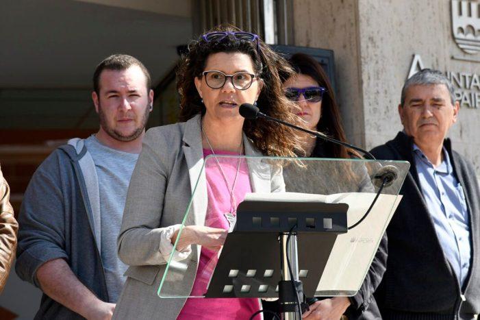 Compromís per Paiporta denuncia la impunitat del comandant de la Guàrdia Civil que va amenaçar a l'alcaldessa